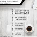 200 Euro Rabatt auf Technik Produkte