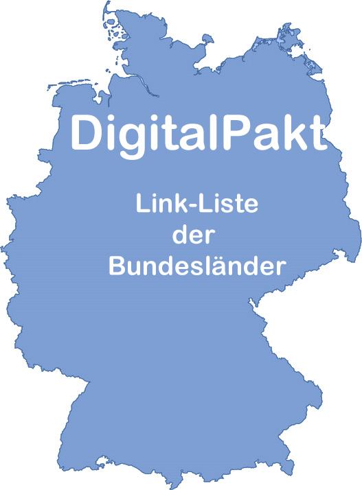 Digitalpakt Schule Link Liste